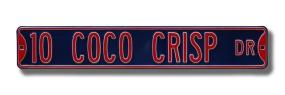 10 COCO CRISP DR Street Sign