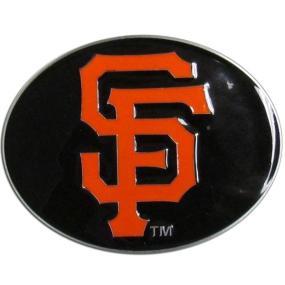 SF Giants Logo Belt Buckle