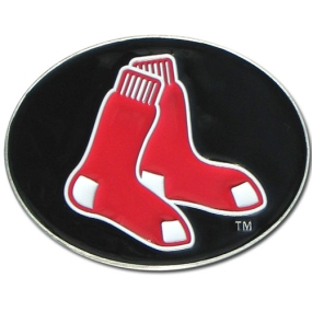 Red Sox Logo Belt Buckle