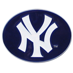 Yankees Logo Belt Buckle