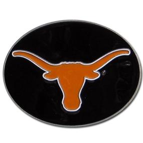 Texas Logo Belt Buckle