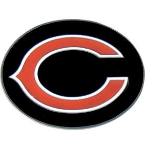 Bears Logo Belt Buckle