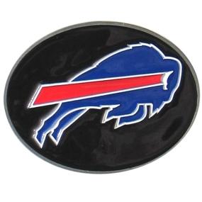 Bills Logo Belt Buckle