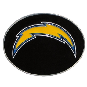 Chargers Logo Belt Buckle