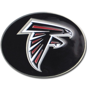 Falcons Logo Belt Buckle