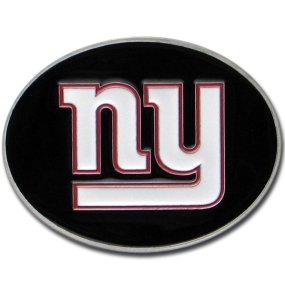 Giants Logo Belt Buckle