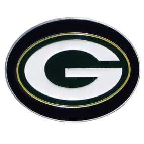 Packers Logo Belt Buckle
