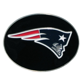 Patriots Logo Belt Buckle