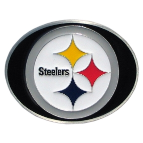 Steelers Logo Belt Buckle