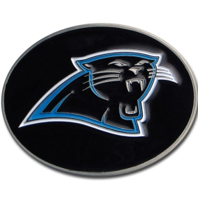 Panthers Logo Belt Buckle