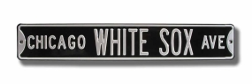 CHICAGO WHITE SOX AVE Street Sign
