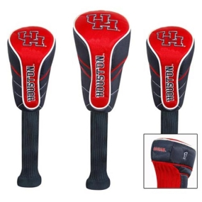 Houston Cougars Nylon Golf Headcovers