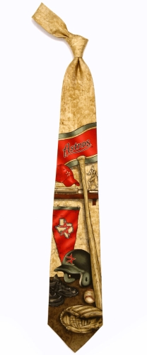 Houston Astros Nostalgia Tie