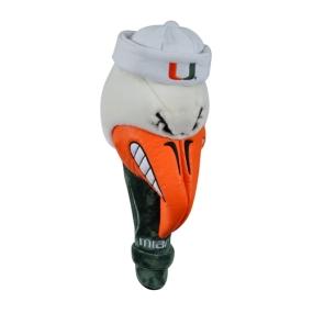 Miami Hurricanes Mascot Headcover