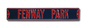 FENWAY PARK Street Sign