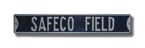 SAFECO FIELD Street Sign