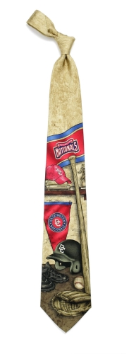 Washington Nationals Nostalgia Tie