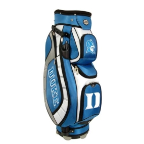 Duke Blue Devils Letterman's Club II Cooler Cart Golf Bag