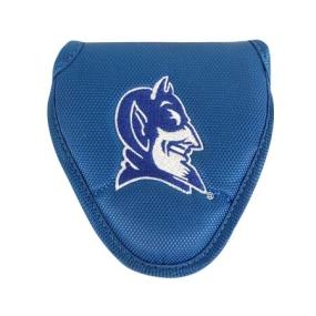 Duke Blue Devils Mallet Putter Cover