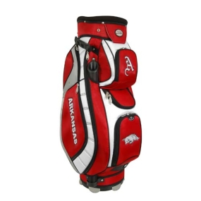 Arkansas Razorbacks Letterman's Club II Cooler Cart Golf Bag
