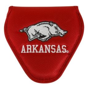 Arkansas Razorbacks Mallet Putter Cover