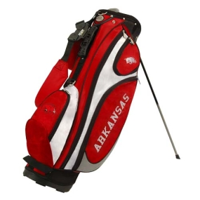 Arkansas Razorbacks GridIron Stand Golf Bag
