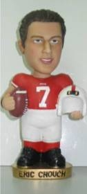 Nebraska Cornhuskers Eric Crouch Bobble Head Doll
