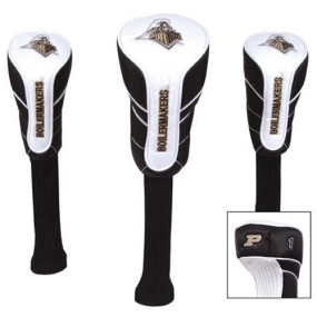 Purdue Boilermakers Nylon Golf Headcovers