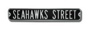 SEAHAWKS STREET Street Sign