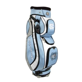 UNC Tar Heels Letterman's Club II Cooler Cart Golf Bag