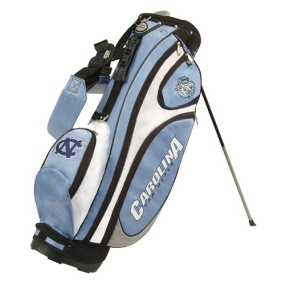 North Carolina Tar Heels GridIron Stand Golf Bag