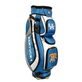 Kentucky Wildcats Letterman's Club II Cooler Cart Golf Bag