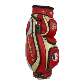 Florida State Seminoles Letterman's Club II Cooler Cart Golf Bag