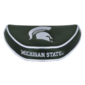 Michigan State Spartans Mallet Putter Cover