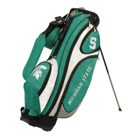 Michigan State Spartans GridIron Stand Golf Bag