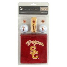 USC Trojans Golf Gift Set