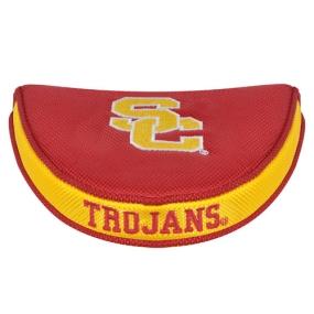 USC Trojans Mallet Putter Cover