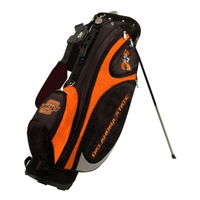 Oklahoma State Cowboys GridIron Stand Golf Bag