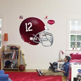 Alabama Crimson Tide Helmet Fathead