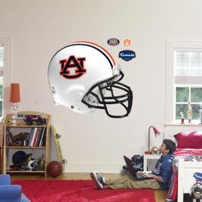 Auburn Tigers Helmet Fathead