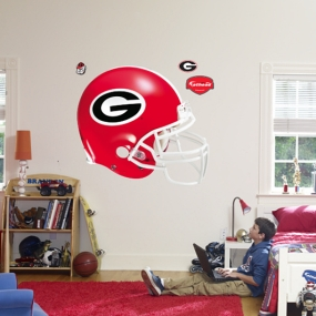 Georgia Bulldogs Helmet Fathead