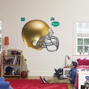 Notre Dame Fighting Irish Helmet Fathead
