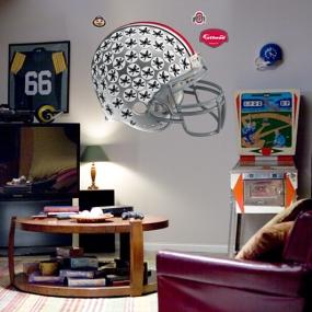 Ohio State Buckeyes Helmet Fathead