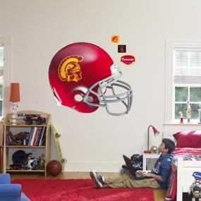 USC Trojans Helmet Fathead
