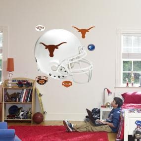 Texas Longhorns Helmet Fathead