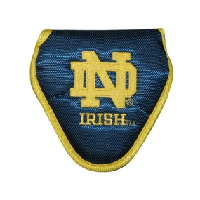 Notre Dame Fighting Irish Mallet Putter Cover