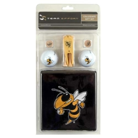 Georgia Tech Yellow Jackets Golf Gift Set