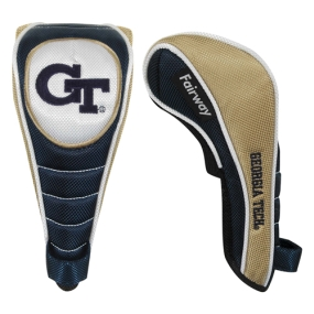 Georgia Tech Yellow Jackets Fairway Headcover