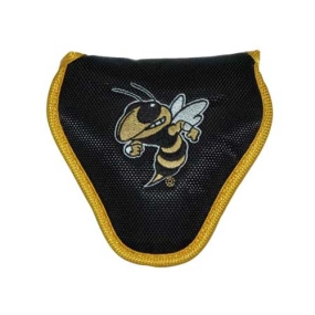 Georgia Tech Yellow Jackets Mallet Putter Cover