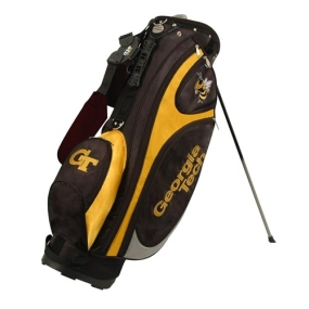 Georgia Tech Yellow Jackets GridIron Stand Golf Bag